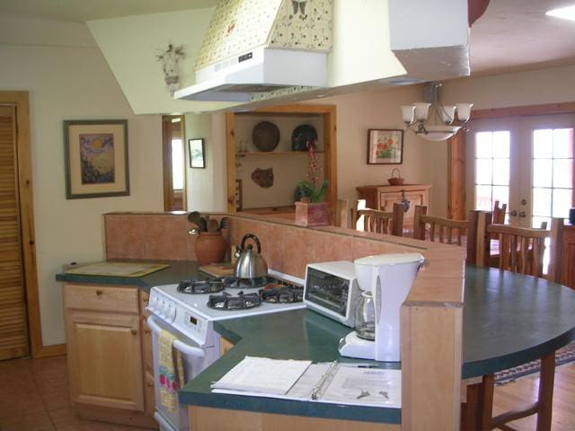 Ultimate dream kitchen, cook and entertain while gazing at the best views in Salida!