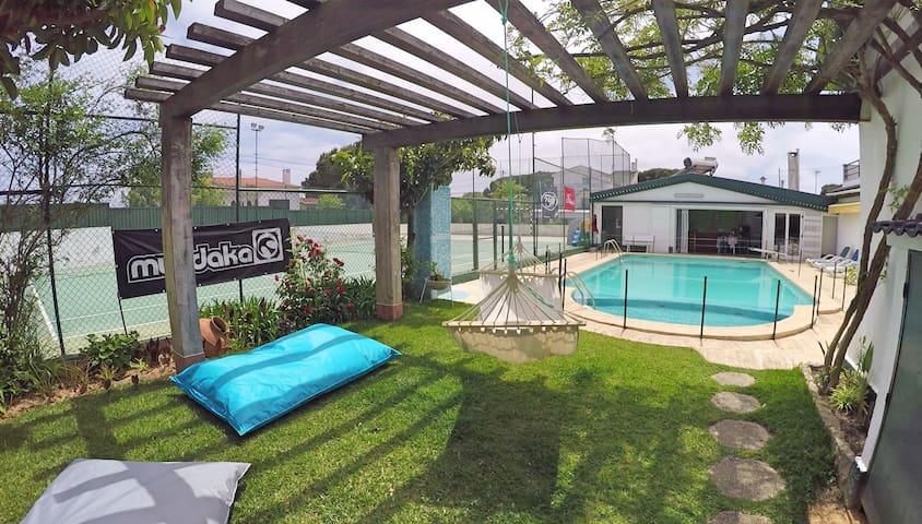 Manawa Camp - Lisboa