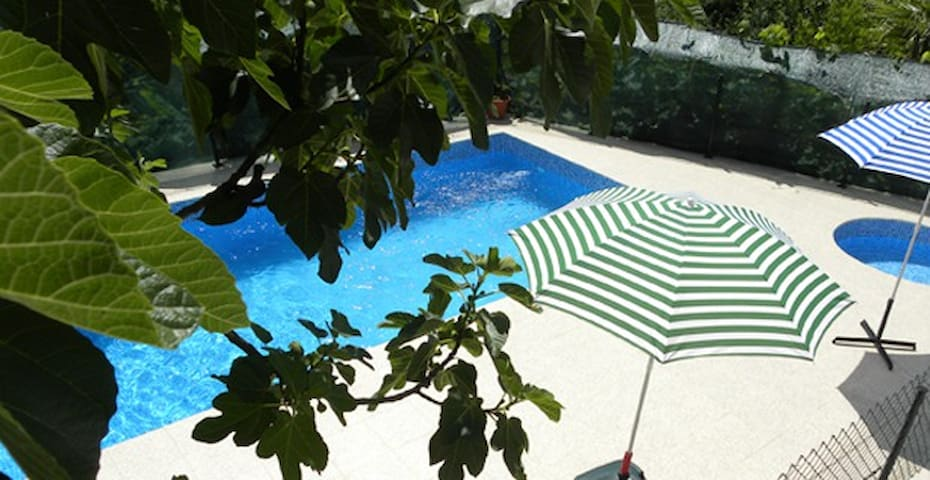 Floor0 in House with Pool 4-7people - Estação - Lejlighed