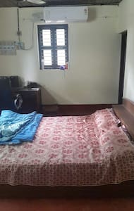 AC bedroom with balcony - Udupi