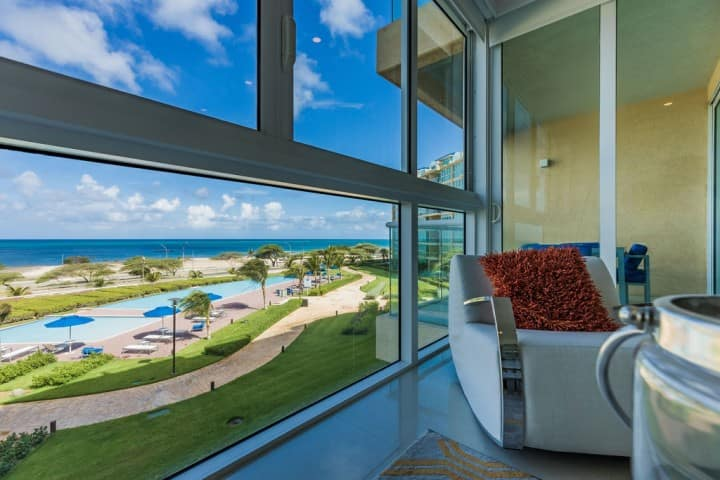 Best Views and Location in Aruba