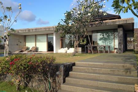 Nakar Beach Villa Steps to the Sand