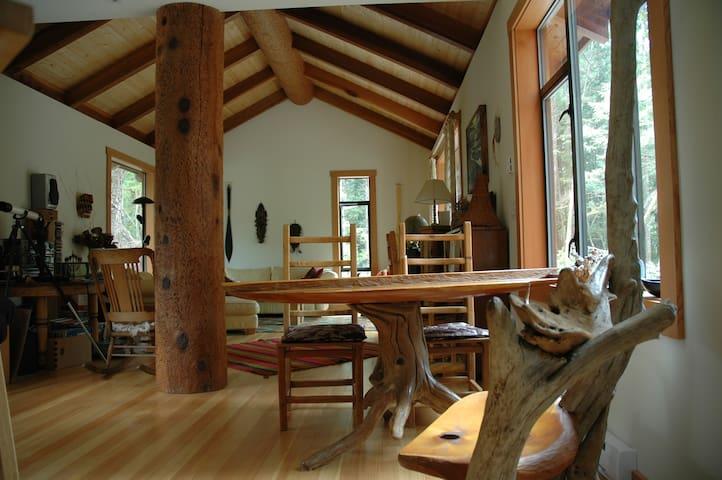 Clayoquot Cedars Cox Bay Tofino