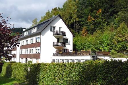 2-room apartment 52 m² Der kleine Dachs in Schmallenberg - Schmallenberg - Lägenhet