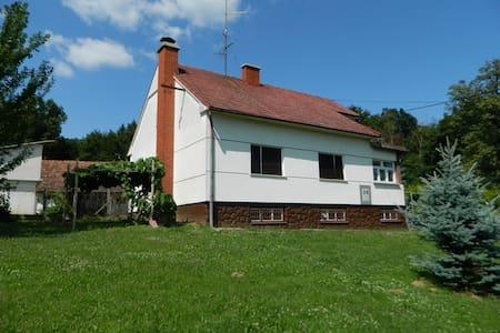 Church View @ StayOsme - Inland Croatia - Štrigova - Ház