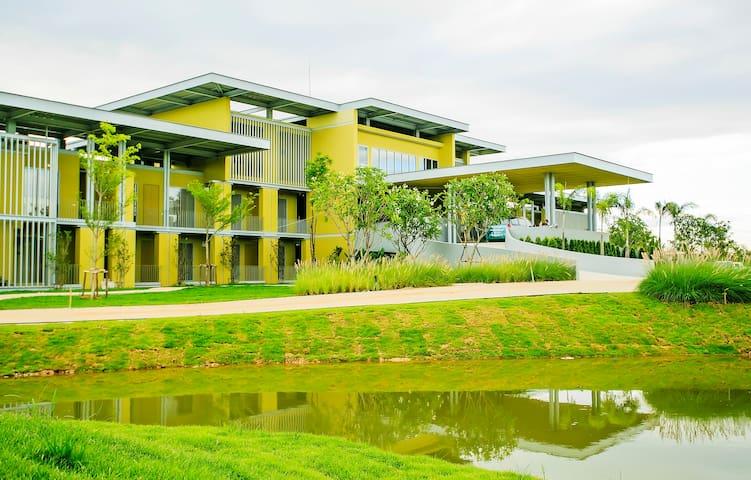 Villa Meesuk Residences Room 2 - Sansai - Apartment