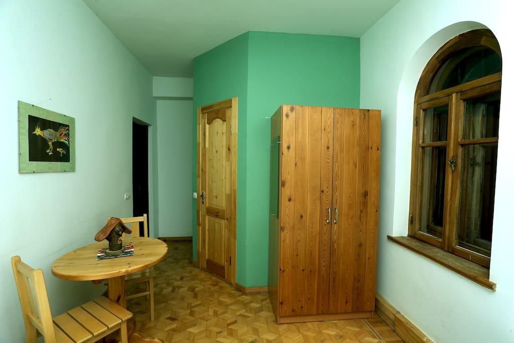Indigo Arctic Room