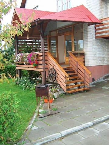 Klaipeda's Big Apartment 3km to sea - Klaipėda - Talo
