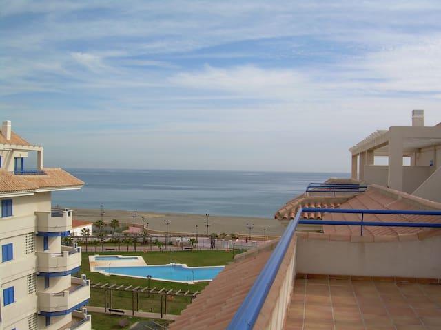 Ático 1 D con vistas al mar  - San Luis de Sabinillas - Pis