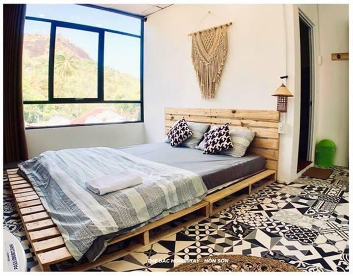The Bấc's Homestay - Boheme Room