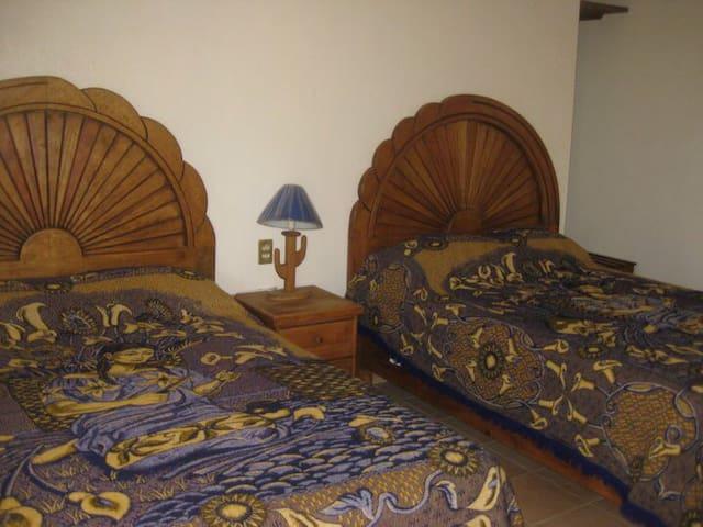 Linda y confortable habitación - Benito Juárez - Bed & Breakfast