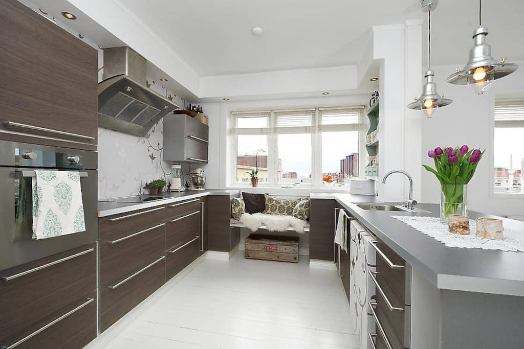 Awesome kitchen