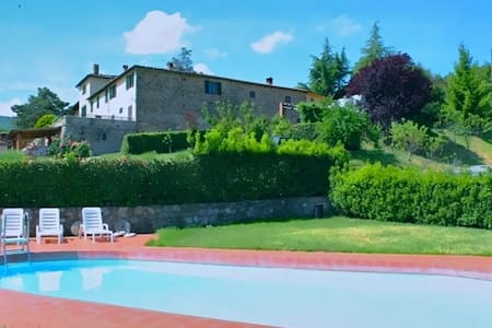 Live a Chianti Experience for 2 - Lucolena - Flat