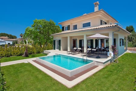 Villa Maria,beach,private pool - Alcúdia