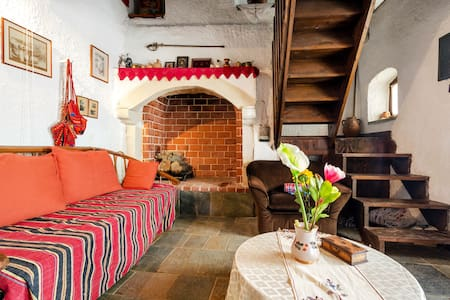 120y old - Traditional Stone House - Tylissos
