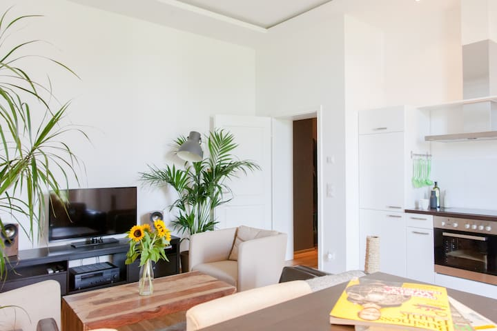 Luxuriously Apartment - Downtown - Leipzig - Departamento