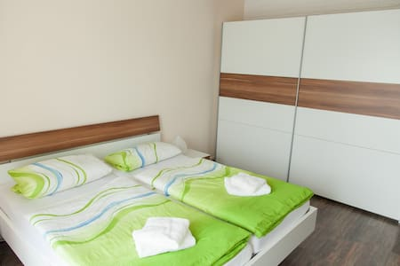 Friendly guesthouse with 5 rooms - Adendorf