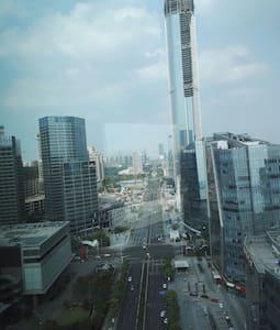 Enjoy the beauty of Suzhou city-skyline... - Suzhou - Apartamento
