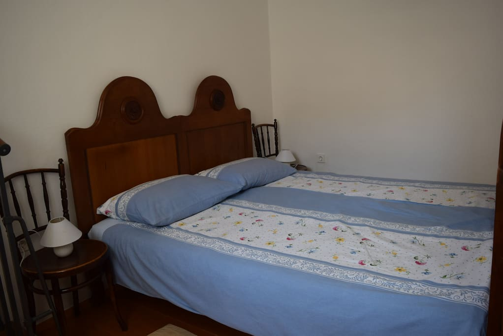 Double-bed in Apartment No.1