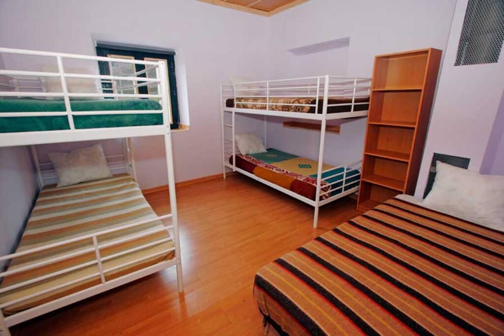 Habitación (5 plazas)