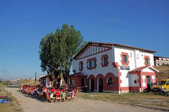 ALBERGUE LaEstaciónDelRíoLobos (3) - Hontoria del Pinar