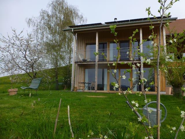 be and be mit Weitblick und Herz 2 - Lütisburg - House