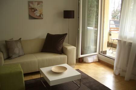 Modern, silent studio apartement - Baden - Wohnung
