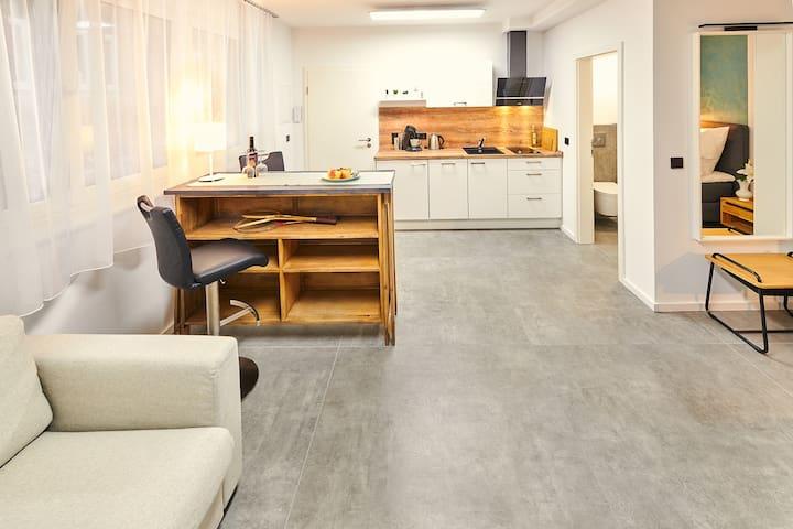 Studio Apartment INNENSTADT HBF MESSE ZOO