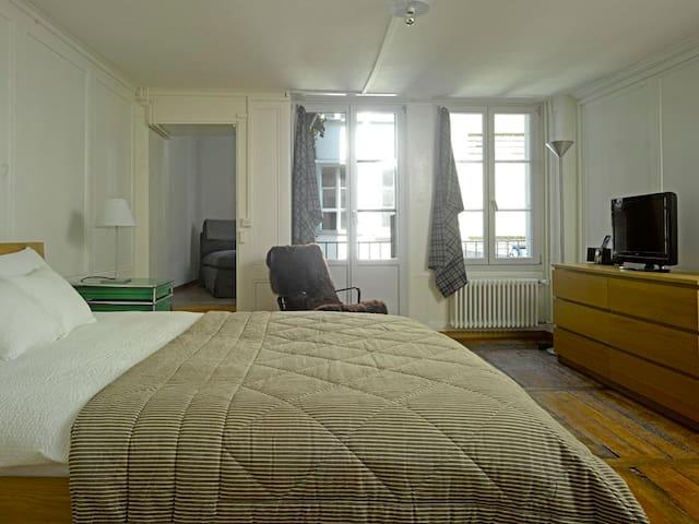 Mitten in der Altstadt von Bern - Berne - Apartment