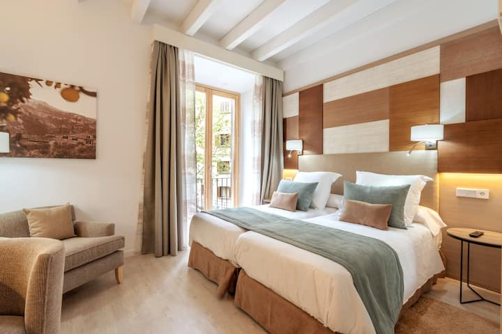 Soller Plaza Superior Room City View