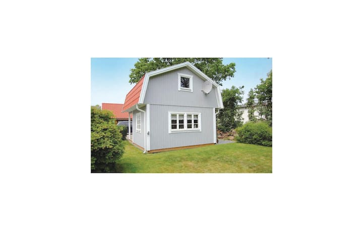 Holiday cottage with 1 room on 38m² in Sölvesborg