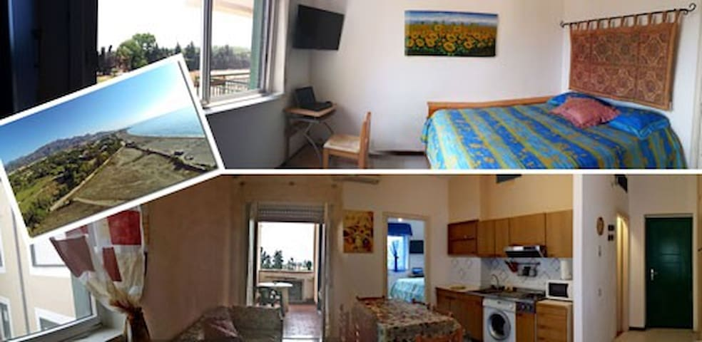 Cheap Taormina Holidays - Porticato - Apartment