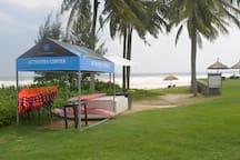 Outside Resort