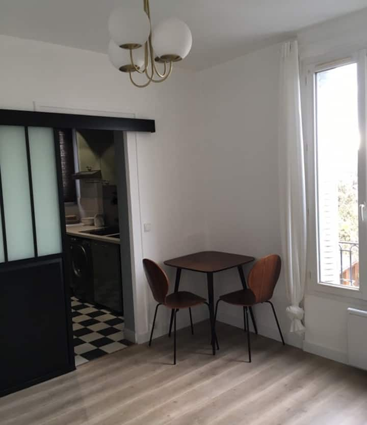 Appartement 38m2 Cosy près de Paris