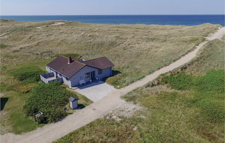Holiday cottage with 4 bedrooms on 76 m²