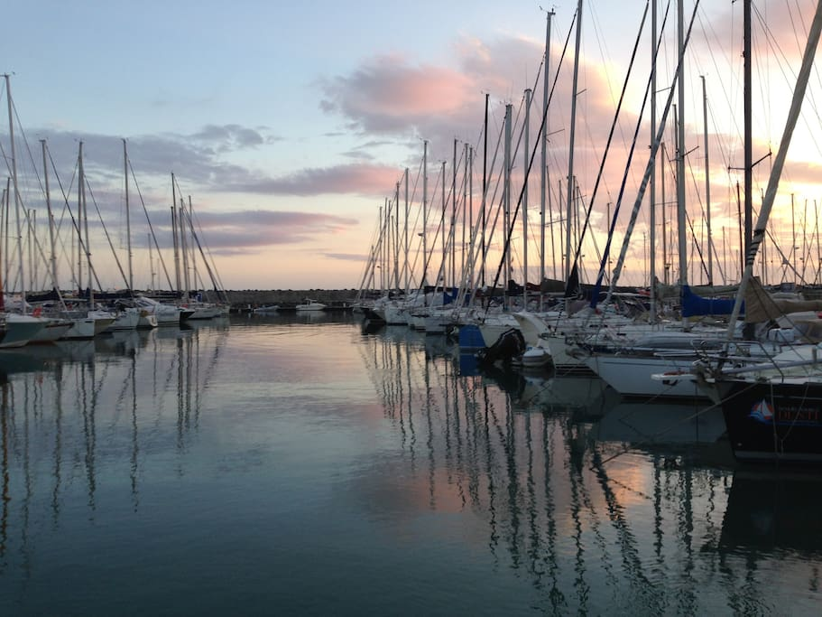 Ostia Touristic Harbour - Porto Turistico di Ostia