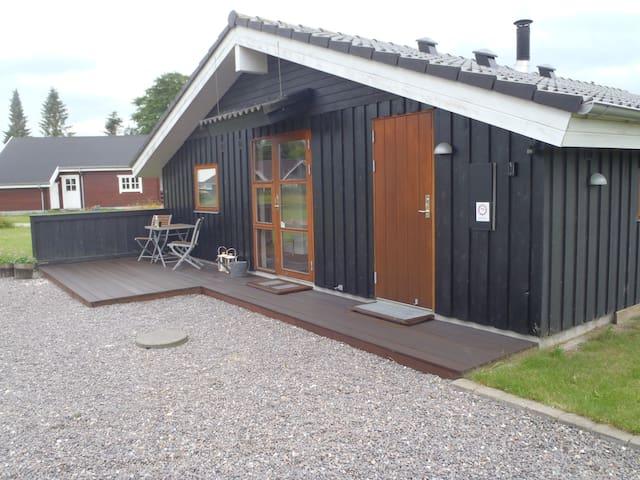 Nyt Sommerhus nær Lalandia Billund - Hovborg - Mökki
