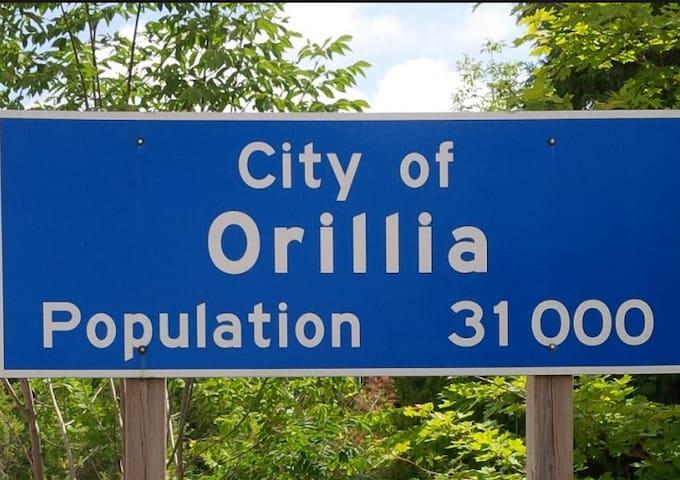 Guidebook for Orillia