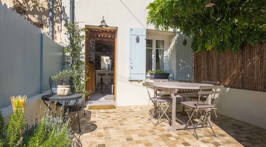 Maison Van Gogh (centre-ville) - Saint-Rémy-de-Provence - Huis