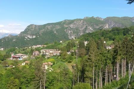 Relax e Natura in montagna - Peghera - Lejlighed