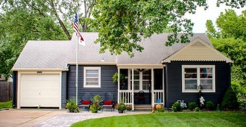 Liberty House: Cultural Crossroads of America