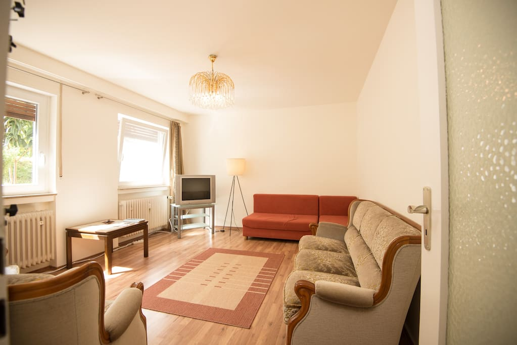 2 rommsApartment, cosy and central