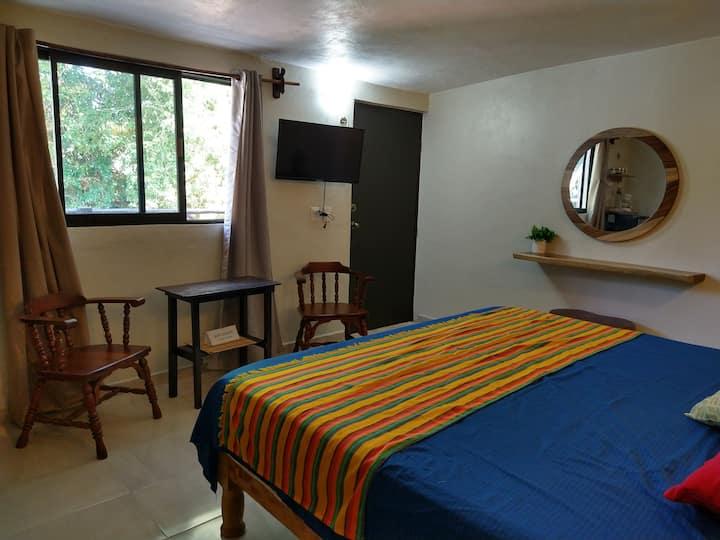 SisBac/bikes free/habitación bonita y cómoda.