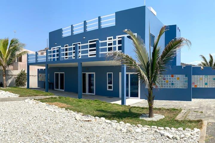 Castillo Azul (Blue Castle)