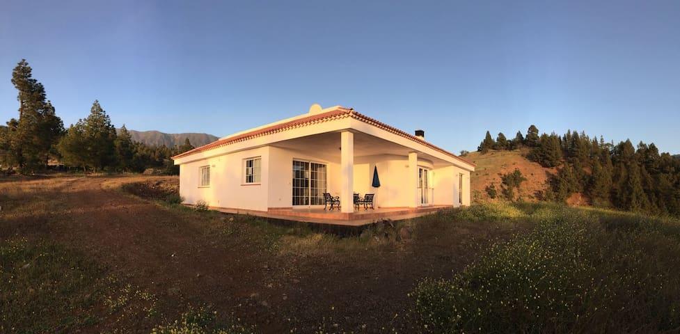 La Palma/El Paso - Casa Ecológica Nueva - Completa - El Paso - House