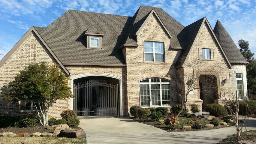 Beautiful 5Br/5Ba family vacation - Allen - Casa
