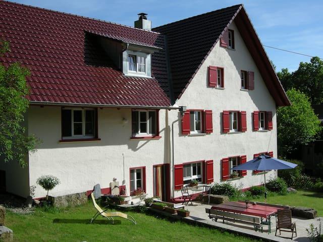 Haus Mandorla Gästehaus - Bad Wurzach - Huis