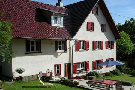 Haus Mandorla Gästehaus - Bad Wurzach - Hus