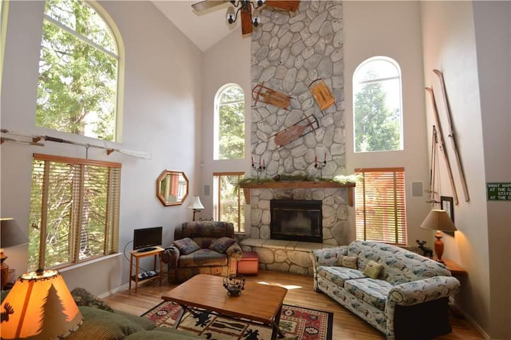 Crawford Cabin - Shaver Lake - Appartement