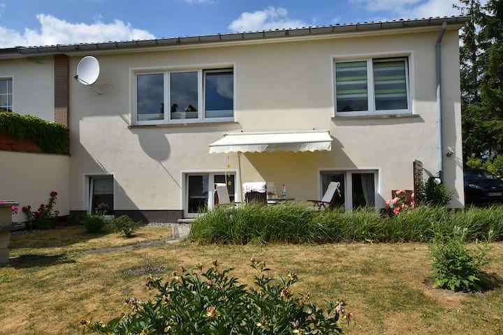 Apartment in Ravensberg with BBQ, Terrace, Fenced Garden